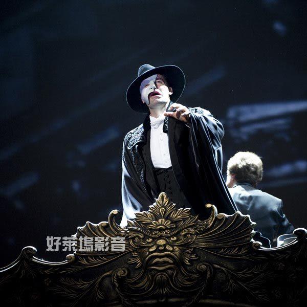 歌劇魅影 25周年紀念舞台版   Phantom of the Opera at the Royal Albert Hall    BD 藍光