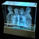 【特典商品 可刷卡】☆ 真三國無雙7式樣 特製角色 3D造型水晶紙鎮 ☆全新品【台中星光電玩】