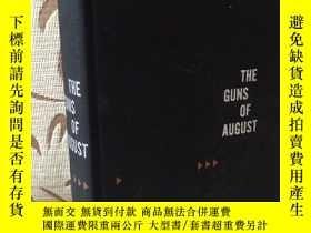 二手書博民逛書店The罕見guns of August by Barbara W