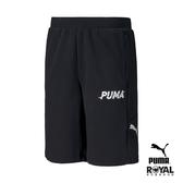 Puma 黑色 棉質 短褲 男款 NO.H2995【新竹皇家 58520801】
