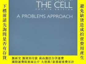 二手書博民逛書店Molecular罕見Biology Of The Cell - The Problems BookY2555