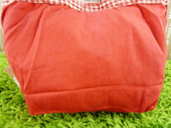 【震撼精品百貨】Hello Kitty 凱蒂貓~造型提袋~紅色絨毛【共1款】