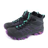 MERRELL MOAB FST 2 MID GTX 運動鞋 健走鞋 灰/紫 女鞋 ML65398 no058