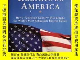 二手書博民逛書店A罕見New Religious America (Paperb