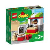 樂高 LEGO 10927 披薩攤
