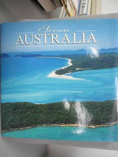 【書寶二手書T5/旅遊_ER9】Scenic Australia_Matthews, Anne