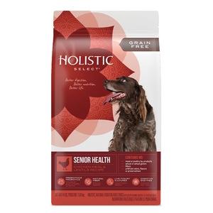 活力滋 無穀老犬雞肉養生健康配方-12磅X1包