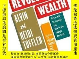 二手書博民逛書店Revolutionary罕見WealthY256260 Alvin Toffler Knopf 出版200
