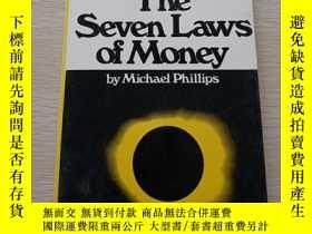 二手書博民逛書店The罕見Seven Laws of Money by Mich