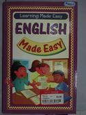 【書寶二手書T9/語言學習_YBV】English Made Easy