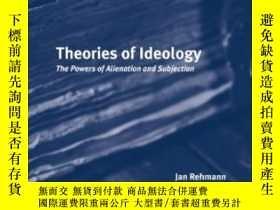 二手書博民逛書店Theories罕見Of IdeologyY364682 Jan Rehmann Brill 出版2013