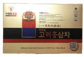 【現貨】KOREAN高鹽六年根韓國高麗紅蔘茶3公克x100包