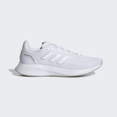 Adidas Runfalcon 2.0 [FY9621] 女鞋 慢跑鞋 運動 休閒 輕量 支撐 緩衝 彈力 白