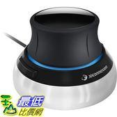 [7美國直購] 3Dconnexion 魔幻手 USB 有線 3Dconnexion SpaceMouse Compact 3D Mouse