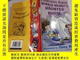 二手書博民逛書店horrid罕見henry s haunted house可怕的亨利鬼屋Y212829 不祥 不祥