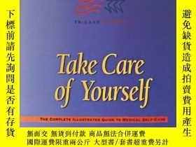 二手書博民逛書店Take罕見Care of YourselfY18771