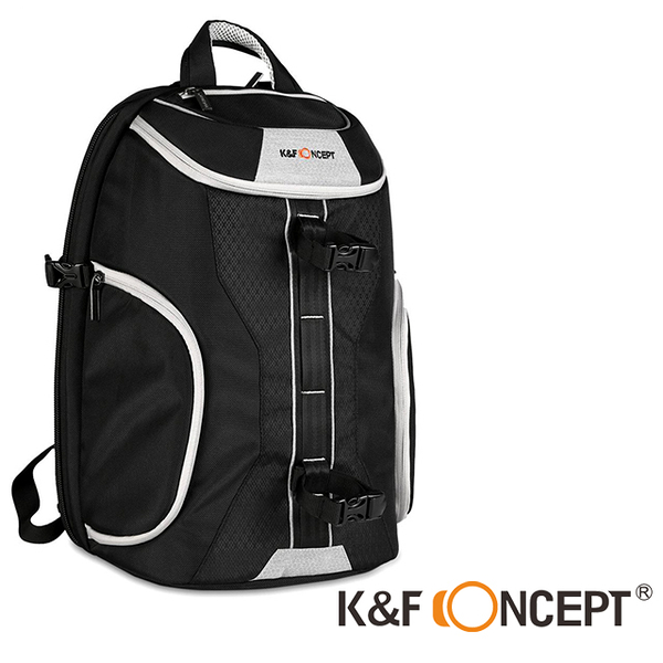 3C LiFe K&F Concept 戶外者 專業 攝影 單眼 相機 後背包 可1機2鏡 +筆電 ( KF13.068)