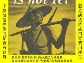 二手書博民逛書店1941年罕見精裝 尚未結束 The End is Not Ye