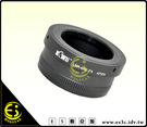 ES數位館 專業級 M42 系列 鏡頭 轉 Fuji X-Pro 1 X 系列 機身 專用 機身鏡頭 轉接環 KW61