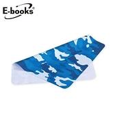 E-books A8 超細纖維擦拭布-藍