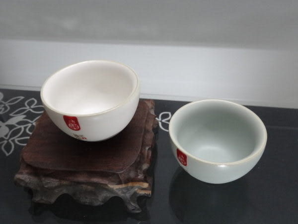 開片冰裂汝窯茶杯