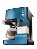 美國OSTER 奶泡大師義式咖啡機 BVSTEM6602 PRO升級版 藍色款 ◤贈咖啡豆◢