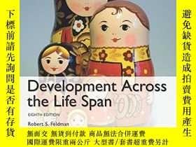二手書博民逛書店Development罕見Across The Life Span (global eighth Edition)