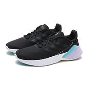 ADIDAS 慢跑鞋 RESPONSE SR 黑 粉紫藍 網布 輕量 運動 女 (布魯克林) FX8914