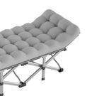 折疊床 加固防凹折疊床辦公室單人床午睡午休床躺椅簡易陪護床便攜【快速出貨八折鉅惠】