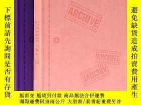二手書博民逛書店2018年廣告檔案合訂本罕見兩本一套 ARCHIVE 平面電視廣