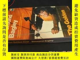 二手書博民逛書店THE罕見golden keel5919