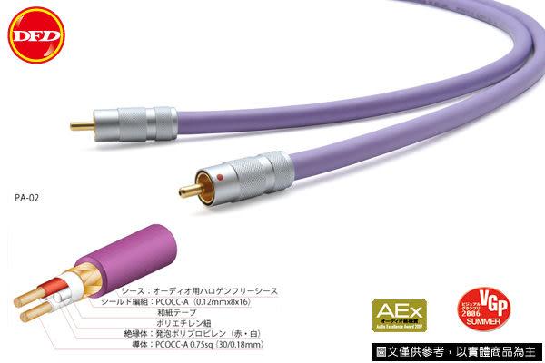 日製Oyaide PA-02 TR訊號線成品組1.3米