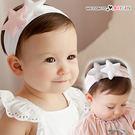 超萌棉布雙星造型兒童髮帶 髮飾