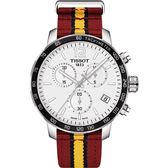 點燃籃球魂 TISSOT 天梭 X NBA :邁阿密熱火隊特別版手錶-42mm T0954171703708