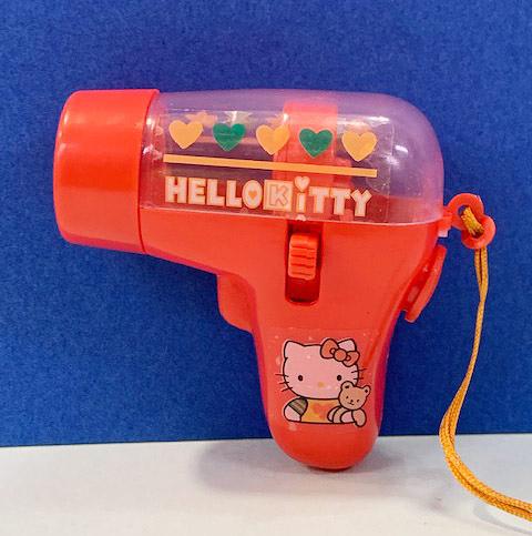 【震撼精品百貨】Hello Kitty 凱蒂貓~三麗鷗 KITTY吹風機玩具組-紅*38416
