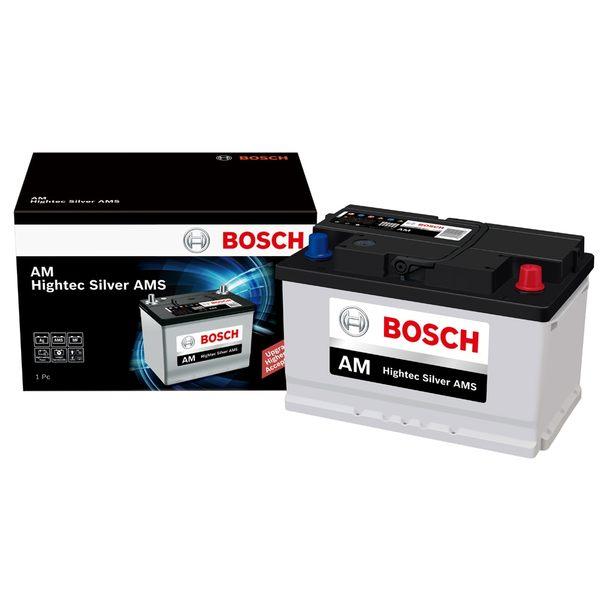 BOSCH電瓶 55B19L S5銀合金AMS充電制御 汽車電池【亞克】