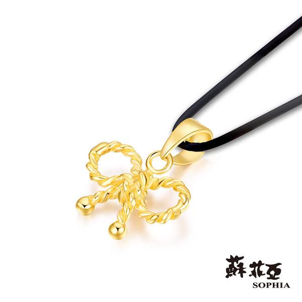 蘇菲亞SOPHIA - G LOVER系列 幸運結黃金項鍊