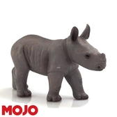 【Mojo Fun 動物星球頻道 獨家授權】 小犀牛(走姿) 387247