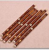 笛子依之木笛子竹笛樂器送全套配件成人兒童有送教學書和在線視頻 LX交換禮物