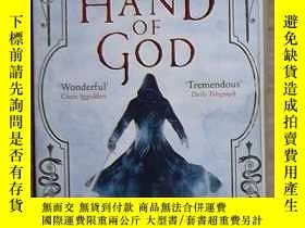 二手書博民逛書店英文原版罕見Left Hand of God by Paul H