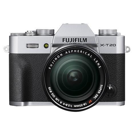 Fujifilm X-T20 Kit 銀色〔