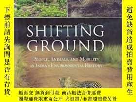 二手書博民逛書店【罕見】2014年出版 Shifting Ground: Peo