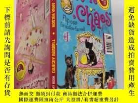 二手書博民逛書店kitten罕見chaos 小貓混亂...Y200392