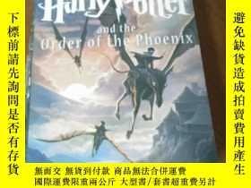 二手書博民逛書店Harry罕見potter and the order of the phoenixY5803
