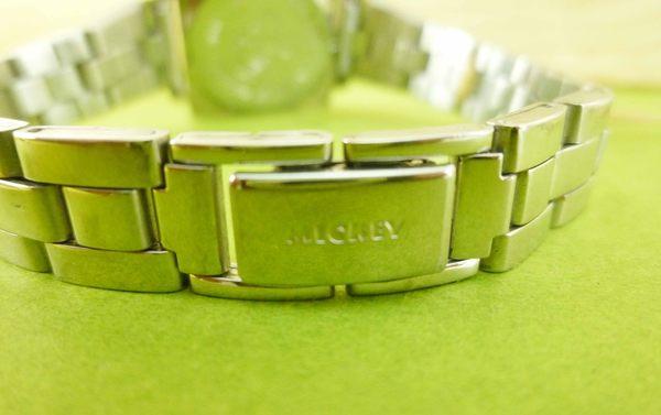 【震撼精品百貨】米奇/米妮_Micky Mouse~方形手錶-橘米奇