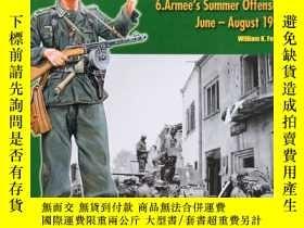 二手書博民逛書店Concord罕見Publications Company 6531 OPERATION BLAU 6.Armee
