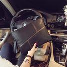 手拿包新款復古韓版男女士手拿包商務休閒潮流手抓包信封包文件包潮包 愛麗絲精品