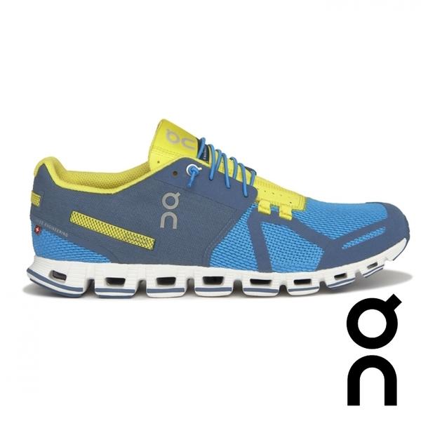 【瑞士 ON】男 Cloudflow 流星雲 跑鞋『水手藍』15.4247 多功能鞋.野跑鞋 越野鞋 慢跑鞋 馬拉松