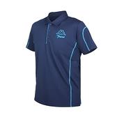 KAPPA 男短袖POLO衫(台灣製 慢跑 高爾夫 網球 吸濕排汗 上衣  ≡排汗專家≡