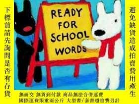 二手書博民逛書店Gaspard罕見And Lisa s Ready-for-school WordsY256260 Anne